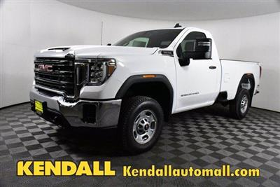 2020 GMC Sierra 2500 Regular Cab 4x4, Pickup #D400264 - photo 1