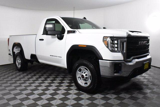 2020 Sierra 2500 Regular Cab 4x4, Pickup #D400265 - photo 3