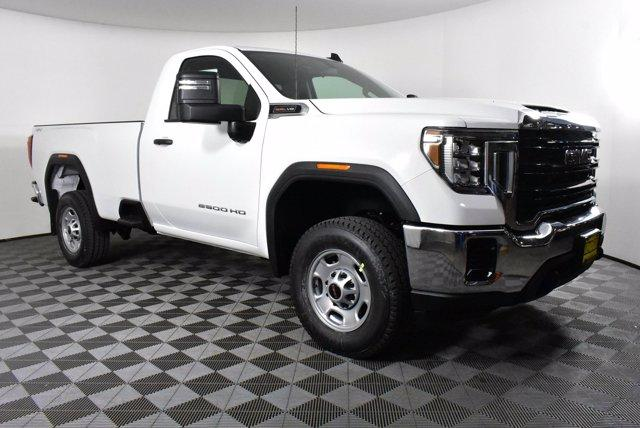 2020 Sierra 2500 Regular Cab 4x4, Pickup #D400267 - photo 4