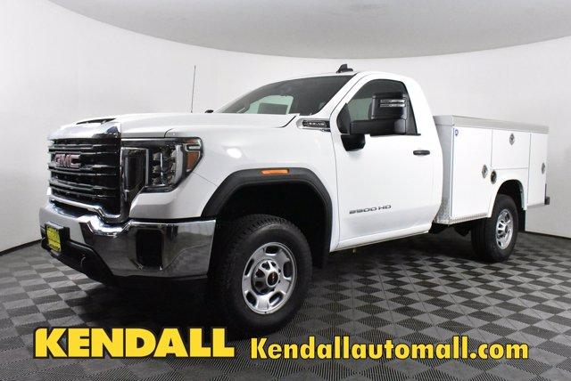 2020 GMC Sierra 2500 Regular Cab 4x4, Cab Chassis #D400268 - photo 1