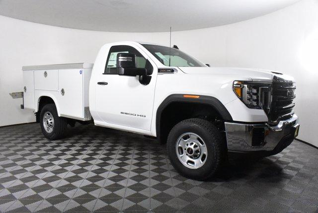 2020 Sierra 2500 Regular Cab 4x4, Cab Chassis #D400268 - photo 3