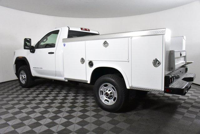 2020 Sierra 2500 Regular Cab 4x4, Cab Chassis #D400268 - photo 1