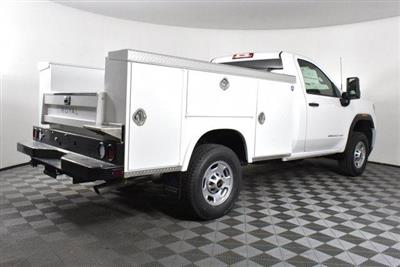 2020 Sierra 2500 Regular Cab 4x4, Cab Chassis #D400268 - photo 6