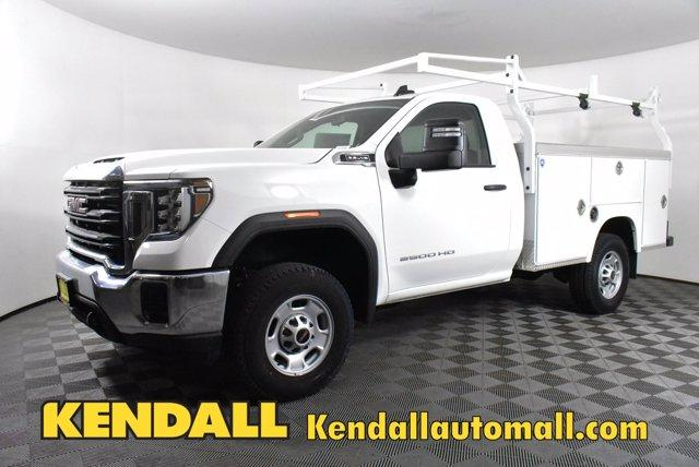 2020 GMC Sierra 2500 Regular Cab 4x4, Cab Chassis #D400269 - photo 1
