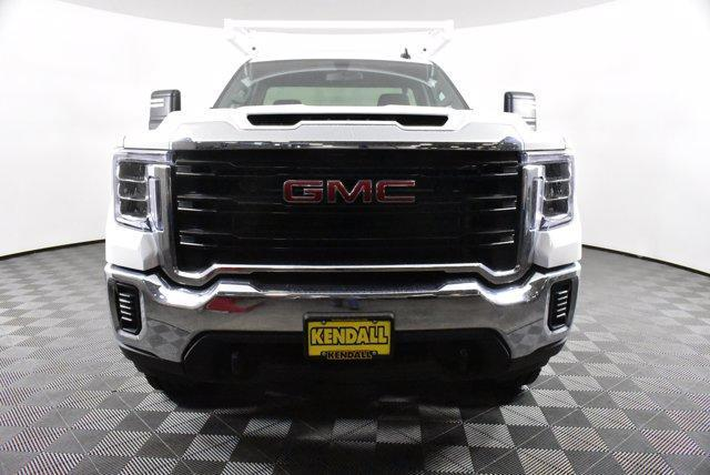 2020 GMC Sierra 2500 Regular Cab 4x4, Cab Chassis #D400269 - photo 3