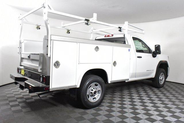 2020 Sierra 2500 Regular Cab 4x4, Cab Chassis #D400269 - photo 1
