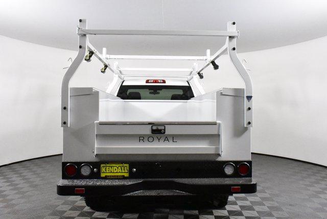 2020 GMC Sierra 2500 Regular Cab 4x4, Service Body #D400269 - photo 8