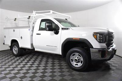 2020 Sierra 2500 Regular Cab 4x4, Cab Chassis #D400269 - photo 4