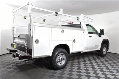 2020 Sierra 2500 Regular Cab 4x4, Cab Chassis #D400269 - photo 2