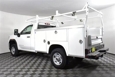 2020 Sierra 2500 Regular Cab 4x4, Cab Chassis #D400269 - photo 8