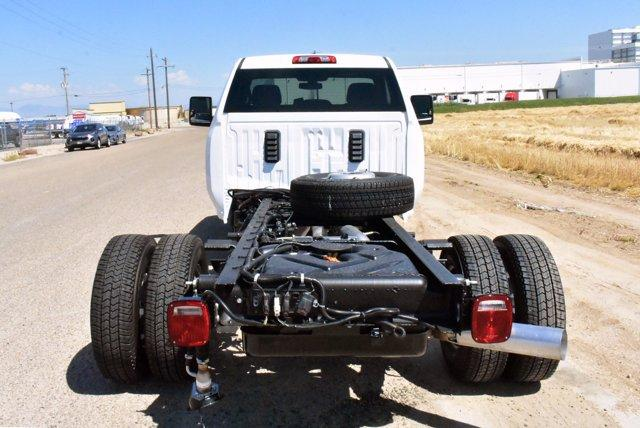 2020 GMC Sierra 3500 Regular Cab 4x4, Cab Chassis #D400271 - photo 1