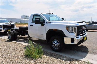2020 GMC Sierra 3500 Regular Cab 4x4, Cab Chassis #D400273 - photo 4