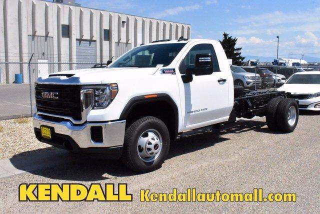 2020 GMC Sierra 3500 Regular Cab 4x4, Cab Chassis #D400274 - photo 1