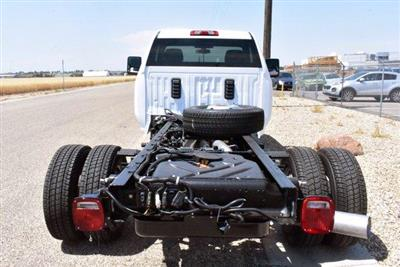 2020 GMC Sierra 3500 Regular Cab 4x4, Cab Chassis #D400274 - photo 2