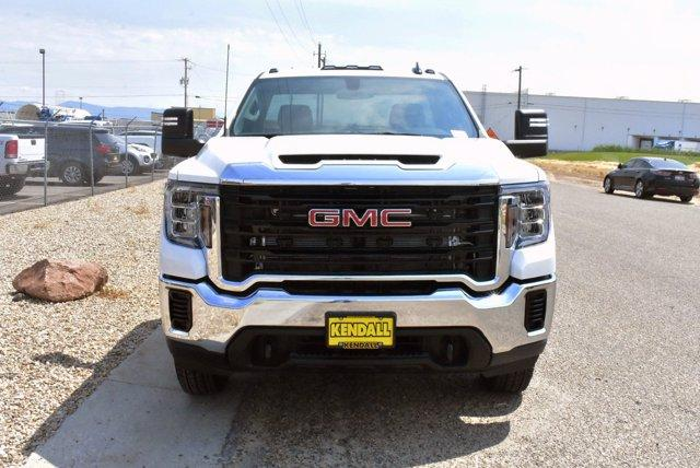 2020 GMC Sierra 3500 Regular Cab 4x4, Cab Chassis #D400275 - photo 3