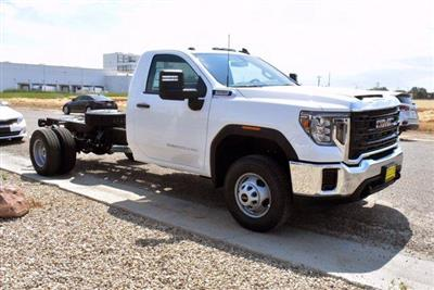 2020 GMC Sierra 3500 Regular Cab 4x4, Cab Chassis #D400275 - photo 4