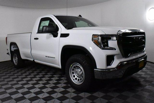 2020 Sierra 1500 Regular Cab 4x2, Pickup #D400295 - photo 3