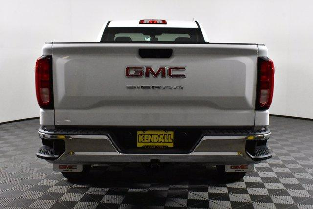 2020 GMC Sierra 1500 Regular Cab 4x4, Pickup #D400297 - photo 8