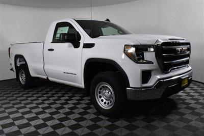 2020 GMC Sierra 1500 Regular Cab 4x4, Pickup #D400297 - photo 4