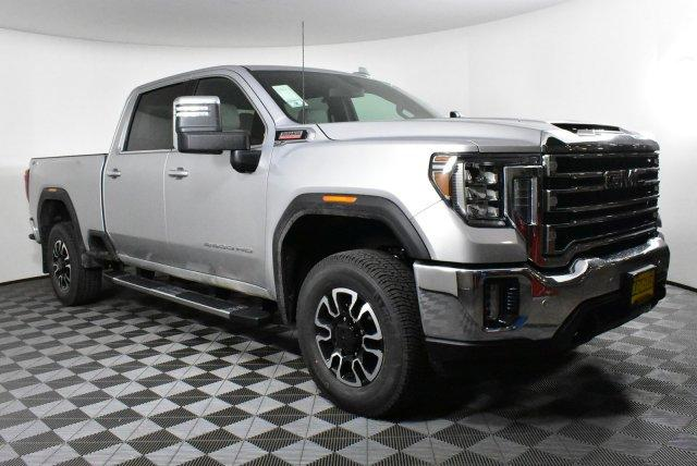 2020 Sierra 2500 Crew Cab 4x4, Pickup #D400314 - photo 4