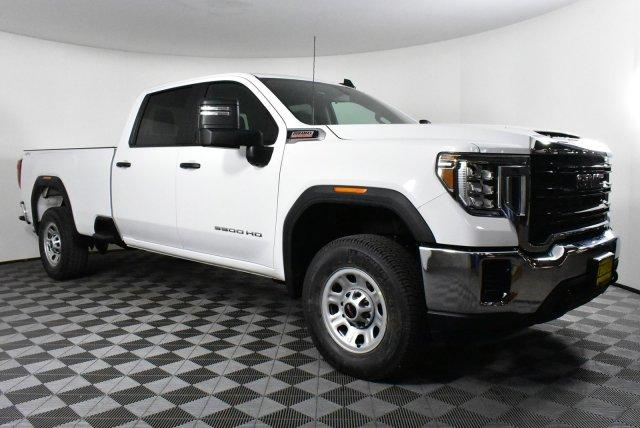2020 Sierra 3500 Crew Cab 4x4, Pickup #D400318 - photo 3