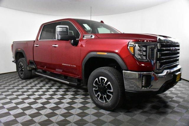 2020 Sierra 2500 Crew Cab 4x4, Pickup #D400321 - photo 3