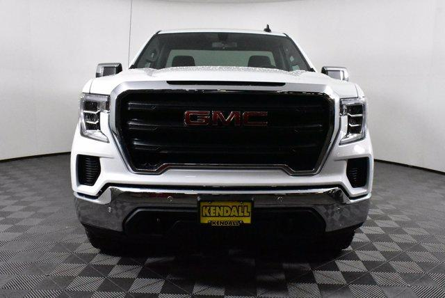 2020 Sierra 1500 Regular Cab 4x4, Pickup #D400328 - photo 3