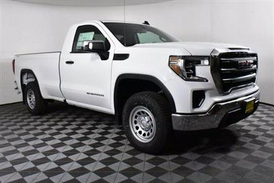 2020 Sierra 1500 Regular Cab 4x4, Pickup #D400328 - photo 4