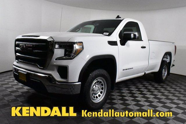 2020 GMC Sierra 1500 Regular Cab 4x4, Pickup #D400329 - photo 1