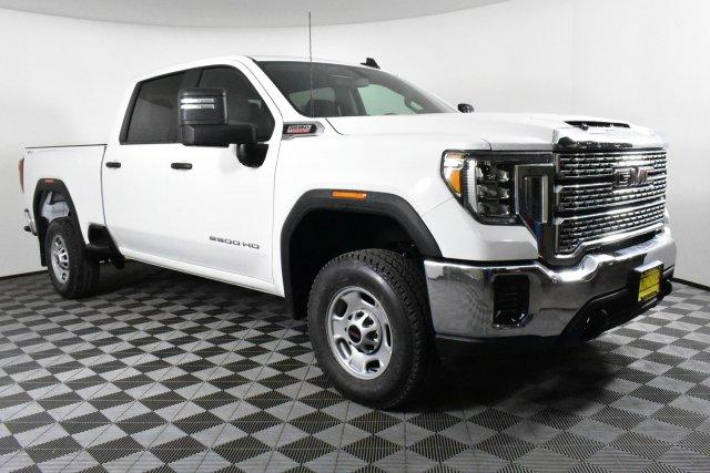 2020 Sierra 2500 Crew Cab 4x4, Pickup #D400487 - photo 3