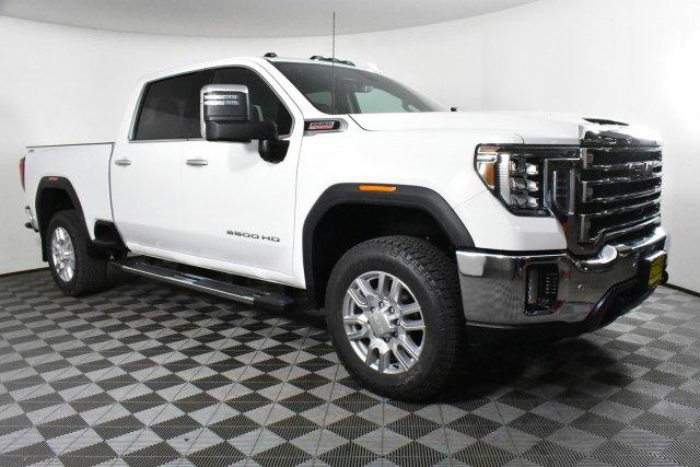 2020 Sierra 3500 Crew Cab 4x4, Pickup #D400503 - photo 4
