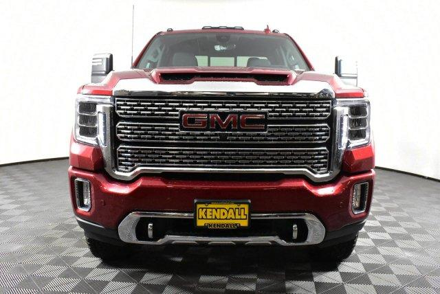 2020 Sierra 3500 Crew Cab 4x4, Pickup #D400543 - photo 3