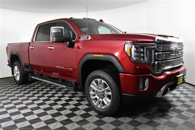 2020 Sierra 3500 Crew Cab 4x4, Pickup #D400543 - photo 4