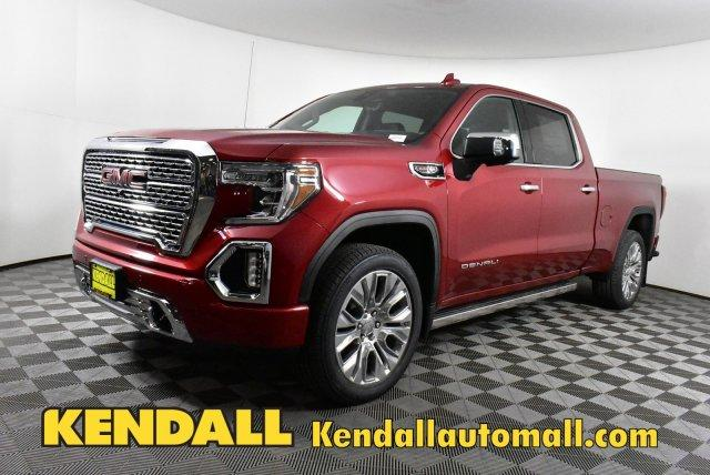 2020 Sierra 1500 Crew Cab 4x4, Pickup #D400641 - photo 1