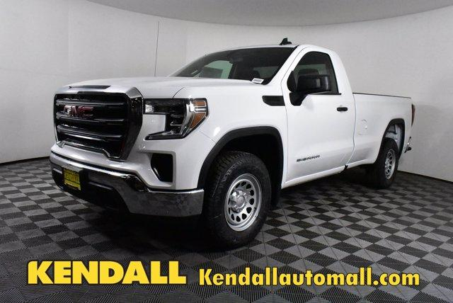 2020 GMC Sierra 1500 Regular Cab RWD, Pickup #D400649 - photo 1