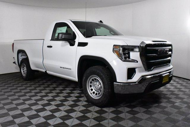 2020 GMC Sierra 1500 Regular Cab RWD, Pickup #D400649 - photo 4