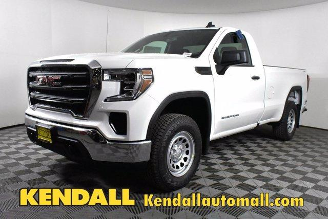 2020 GMC Sierra 1500 Regular Cab 4x4, Pickup #D400650 - photo 1