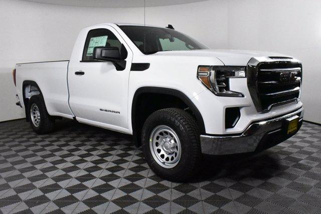 2020 GMC Sierra 1500 Regular Cab 4x4, Pickup #D400650 - photo 4