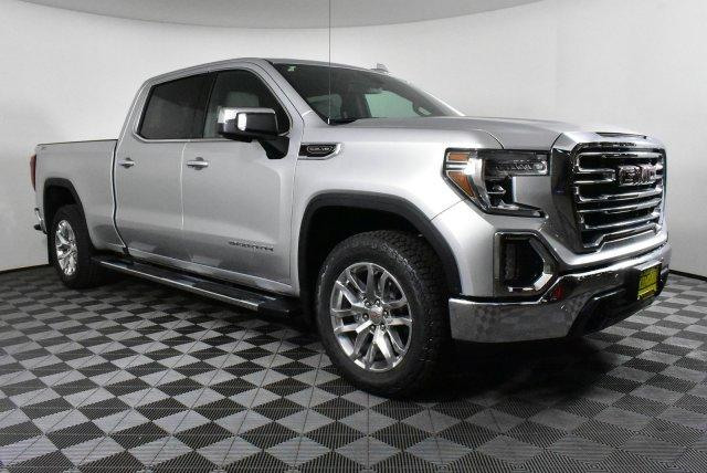 2020 Sierra 1500 Crew Cab 4x4, Pickup #D400698 - photo 3