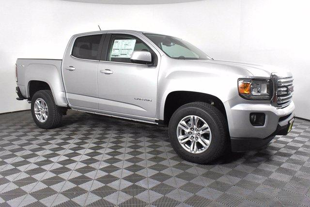 2020 GMC Canyon Crew Cab 4x4, Pickup #D400728 - photo 4