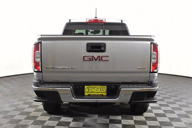 2020 GMC Canyon Crew Cab 4x4, Pickup #D400728 - photo 8