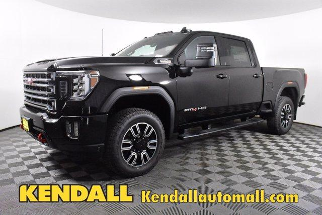 2020 GMC Sierra 2500 Crew Cab 4x4, Pickup #D400791 - photo 1