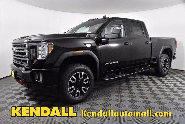 2020 GMC Sierra 3500 Crew Cab 4x4, Pickup #D400855 - photo 1
