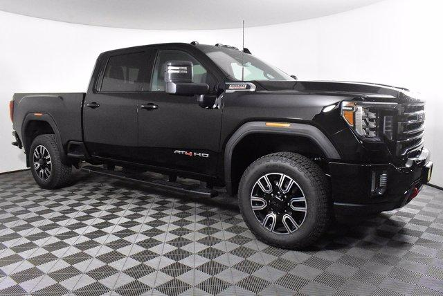 2020 GMC Sierra 3500 Crew Cab 4x4, Pickup #D400855 - photo 4