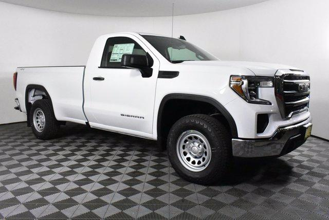 2020 GMC Sierra 1500 Regular Cab 4x4, Pickup #D400867 - photo 4