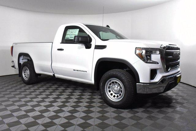 2020 Sierra 1500 Regular Cab 4x4, Pickup #D400868 - photo 4