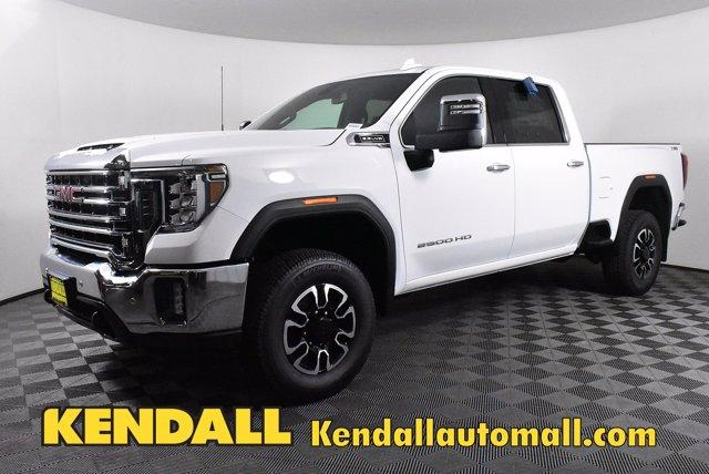 2020 GMC Sierra 2500 Crew Cab 4x4, Pickup #D400930 - photo 1