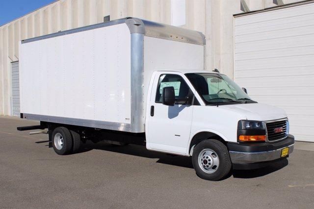 2020 GMC Savana 3500 DRW 4x2, Supreme Iner-City Cutaway Van #D401127 - photo 3
