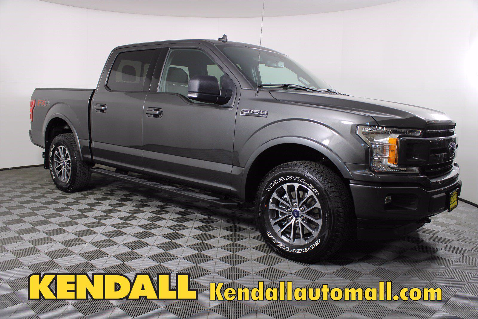 2020 Ford F-150 SuperCrew Cab 4x4, Pickup #D410025B - photo 9
