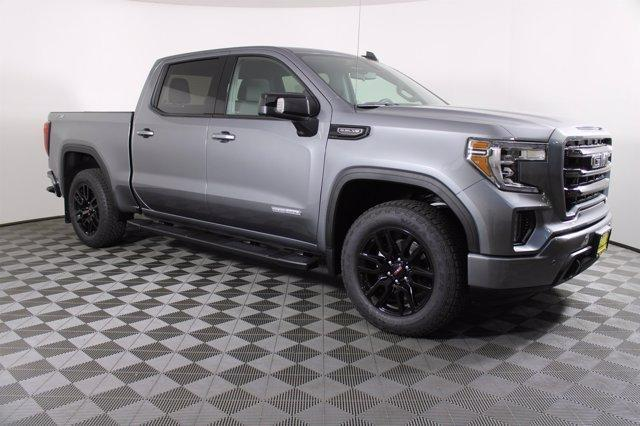 2021 GMC Sierra 1500 Crew Cab 4x4, Pickup #D410054 - photo 4